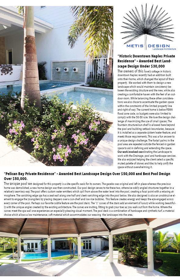 Sand Dollar 2018 Metis Page 2